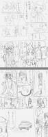ドキドキ!プリキュア漫画 剣崎真琴人気アップ大作戦