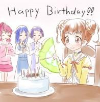 ありす誕生日