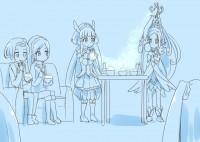 青キュア有効活用の会